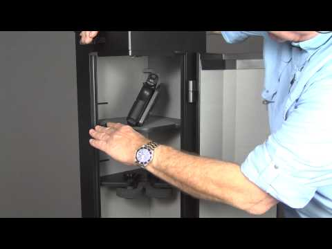 Home Defense Center Tactical Gun Safe by Sentry Safe review Image 1