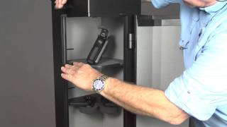 Home Defense Center Tactical Gun Safe by Sentry Safe review