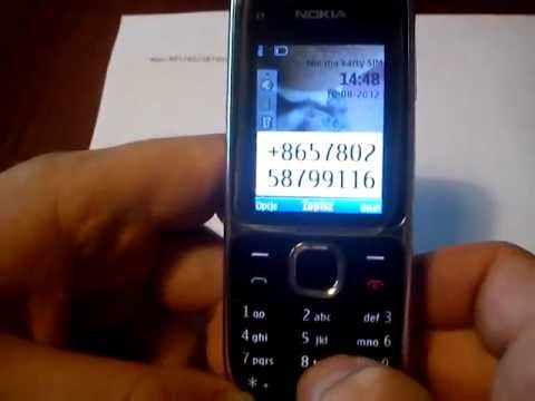 Nokia C2-01 simlock unlock po kodzie http://simlock24.pl
