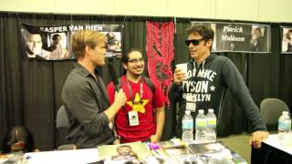Casper Van Dien and Patrick Muldoon Interview