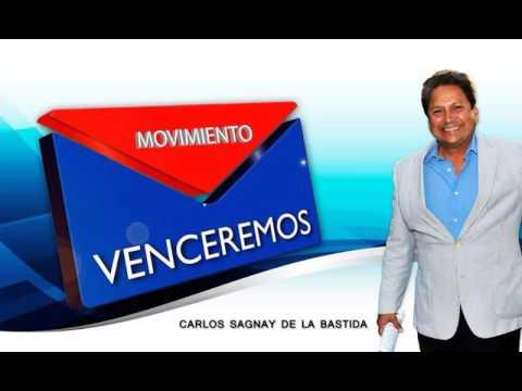 Carlos Sagnay de la Bastida Entrevista Radio Santiago 26 04 2016 parte 1