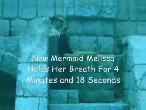 Mermaid Melissa Underwater