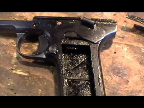 Yugo M57 Presentation First Time Cleaning of a Milsurp Firearm