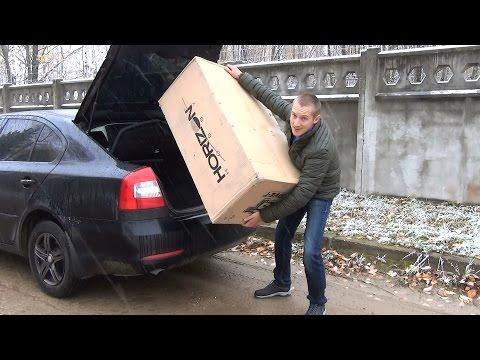 МЕГА ОГРОМНАЯ посылка! 25 кг.