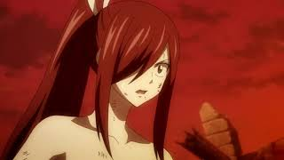 Erza gets embarrassed due to her handwriting. #FairyTail #Erza