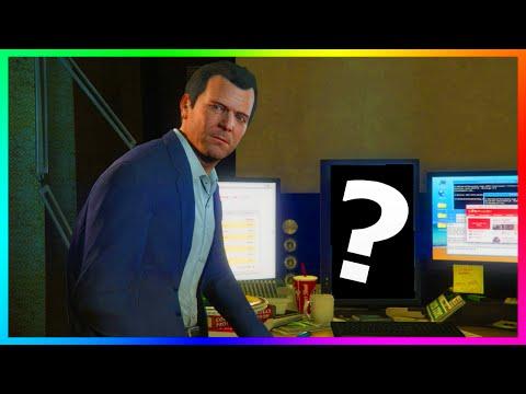 GTA 5 - The Dark Creepy Secrets Found On Lester & Dr. Friedlander's Computers! (GTA 5 Secrets)