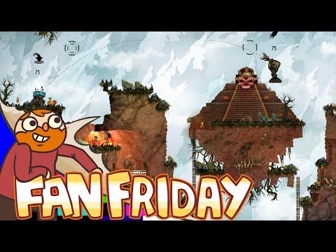 Fan Friday!!! - MAYAN DEATH ROBOTS (with Crendor)