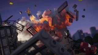 Getaway Goons - LEGO City Police - Mini Movie Trailer