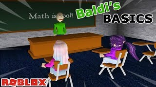 BALDI'S BASICS ON ROBLOX