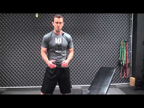 Extreme At-Home Chest and Back Dumbbell Workout Image 1