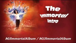 Watch Michael Jackson The Immortal Intro video