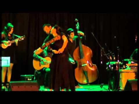 VIDEO: Luciel Izumi - Alfonsina y el Mar (en vivo)