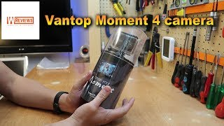 Vantop moment 4 action camera review part 1