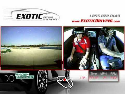 Exotic Driving Experience @WDW: Seth vs the Lamborghini