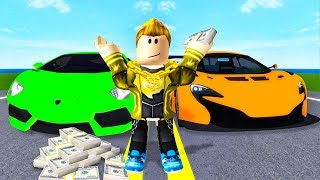 NEW EXPENSIVE $5,000,000 SUPERCARS! (Roblox)
