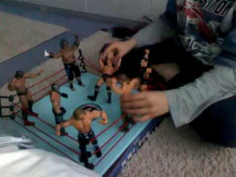 Match Wwe Wwe Toys Matchs 6 Man Ladder