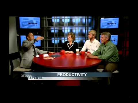 Productivity - Ottawa Experts Show (Ann Max , Dr. Tim Pychyl, & Chris Bailey) Alfonso Cuadra