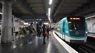 Paris Metro - Gare de l'Est