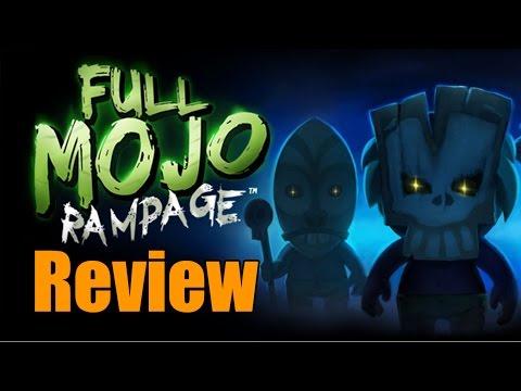Full Mojo Rampage - Gameplay & Review