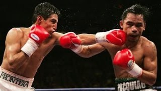 Manny Pacquiao vs Erik Morales (2nd fight) / Мэнни Пакьяо - Эрик Моралес (2-й бой)