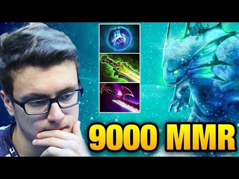 Miracle- [Morphling] 9000 MMR Right Now Dota 2