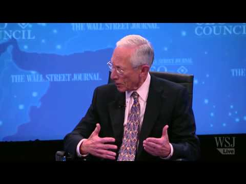 Stanley Fischer on How the Fed Decides to Intervene