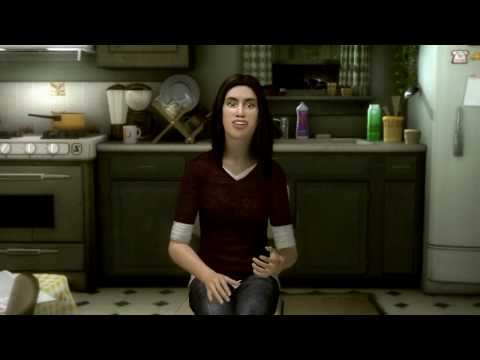 Heavy Rain 'The Casting' E3 2006 Demo Movie HD