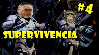 Pacific Rim | Gameplay Modo Supervivencia | Cap 4 FINAL!