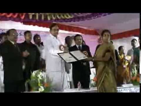 AGNI NEWS SERVICES ...FINANCE MINISTER P.CHIDAMBARAM SPEECH