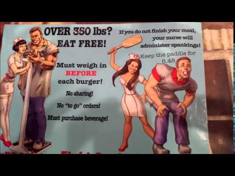 Heart Attack Grill! Takes another One Down!