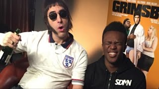 CARDS AGAINST HUMANITY WITH NOBBY (Sacha Baron Cohen)