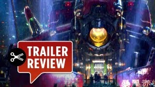 Instant Trailer Review - Pacific Rim Official Trailer #1 (2013) - Guillermo del Toro Movie HD