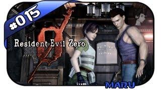 Resident Evil Zero #015 - Deutsch German - Verzweifelte Rettung