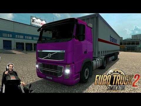 Дерзкая - Euro Truck Simulator 2 + Моды