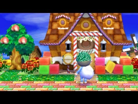 Dream Diary - Animal Crossing: New Leaf | Candy Kingdom