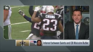 Rapoport Patriots hold all the cards in Malcolm Butler-Saints deal | Mar 20, 2017