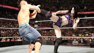 WWE OMG Epic MOMENTS !!! Divas vs Superstars
