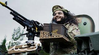 Can a Millennial Troll Survive NATO's Biggest War Games?
