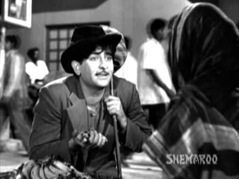Shree 420 - Part 2 Of 16 - Raj Kapoor - Nargis - Nadira - Bollywood...