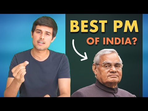 Atal Bihari Vajpayee: Best PM of India?   Analysis by Dhruv Rathee thumbnail