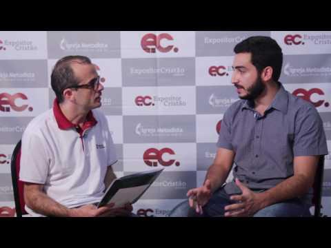 Entrevista com Pastor Max Maia - Barco Hospital | ENPP 2017