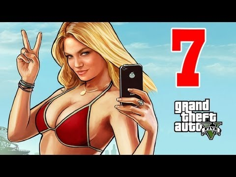 Let´s Play Grand Theft Auto 5 / GTA V Gameplay Deutsch - Part 7 - Eheberatung mal anders