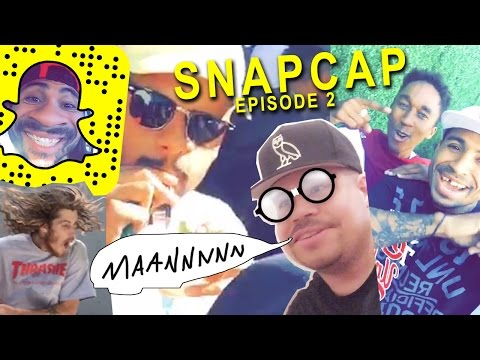 SNAPCHAT w/ Paul Rodriguez, Jereme Rogers, and Spanish Mike