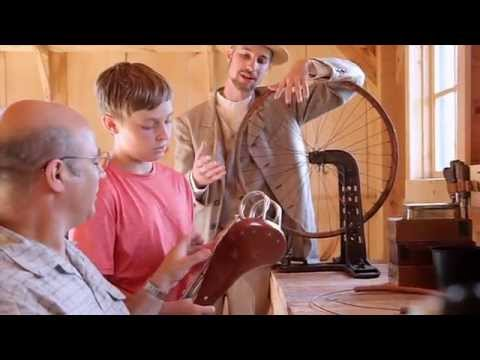 Catch Wheel Fever! - Old World Wisconsin