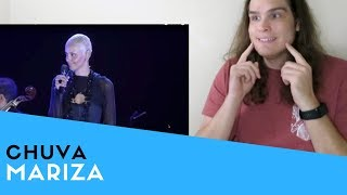 Voice Teacher Reacts to Mariza - Chuva (Concerto em Lisboa)