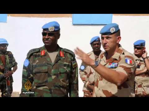 In Mali, a United Nations peacekeeper and two civilians have been killed in an attack on a UN base. 