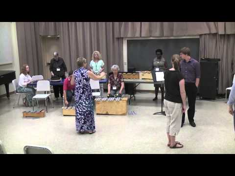 Make a Joyful Noise: Instruments in the Children's Choir Rehearsal, Part II - Julie Scott