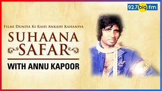 download lagu Who Warned Amitabh Bachchan Before Coolie Accident? Suhaana Safar gratis