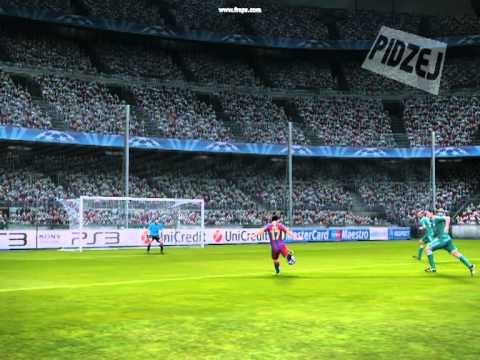 PES 2011 Goals Compilation [1] [Pidzej13]