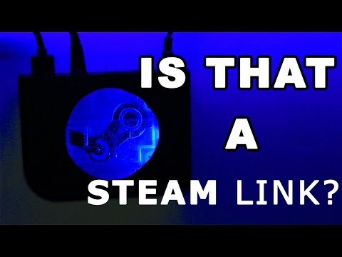 STEAM LINK REVIEW AND WINDOW MOD pt 1 [MOD/REVIEW]